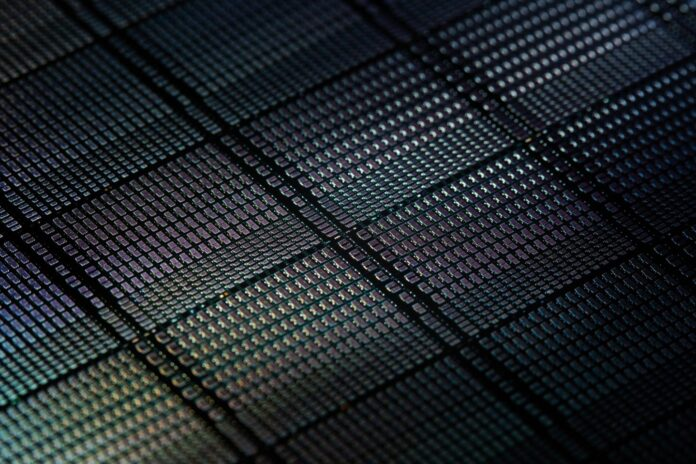 CMUT-Chips © Fraunhofer IPMS